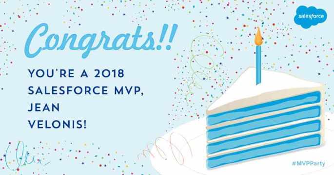 MVP Congrats